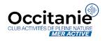 Logo Occitanie / Club activités de pleine nature / Mer Active